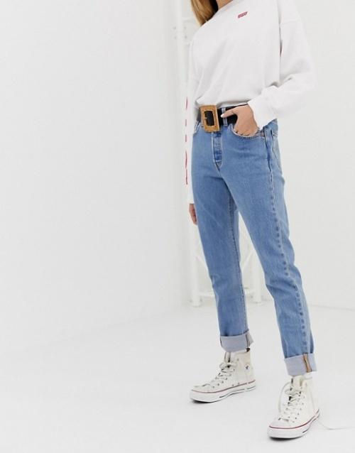 Levi's 501 - Jean slim mom