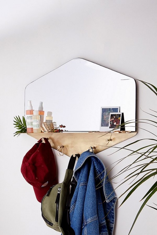 Urban Outfitters - Étagère-miroir