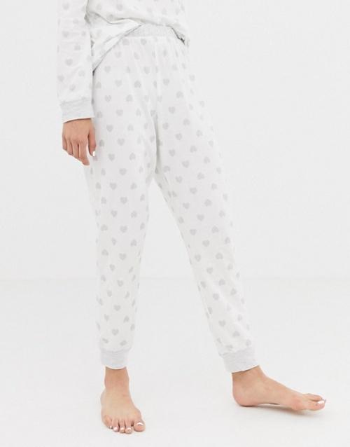 Oysho - Pantalon de nuit à pois