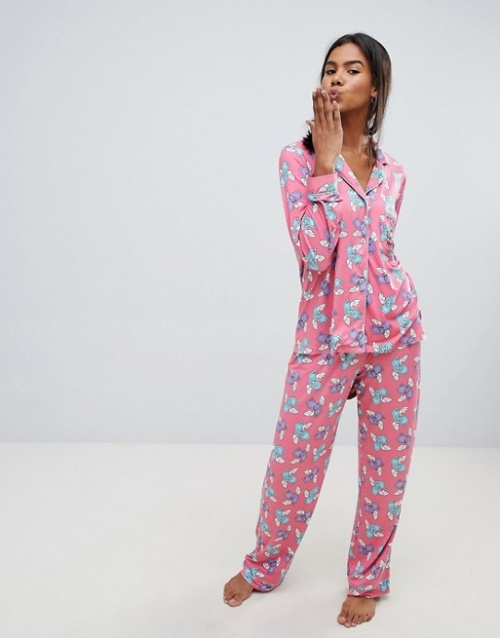 Chelsea Peers - Dollar - Ensemble de pyjama long