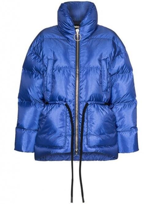 Ienki Ienki- Mishko Tie-waist Puffer Coat