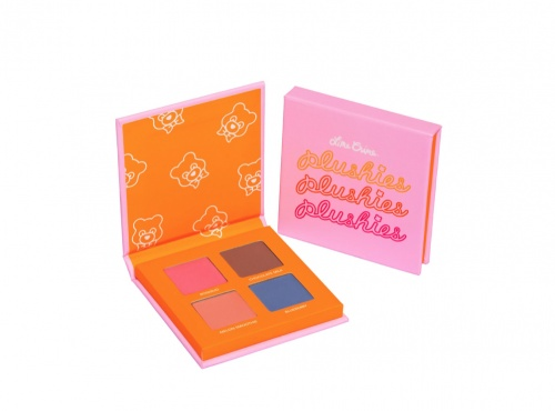 Lime Crime - Plushies Sheer Pressed Pigment Quad Sweet Blends