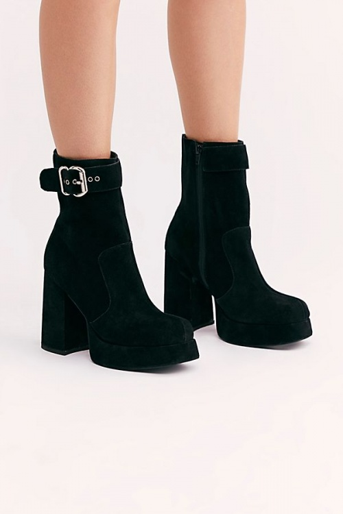 Jeffrey Campbell - Bottines à plateforme