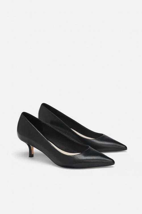 Zara - Escarpins en cuir