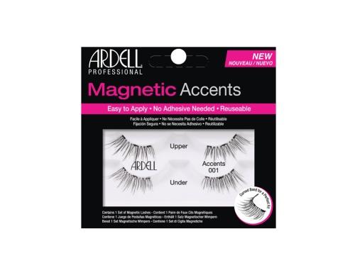 Ardell Magnetic - Lash Natural Accents 001 False Eyelashes