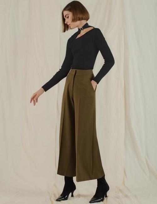 Cats - Pantalon style culotte