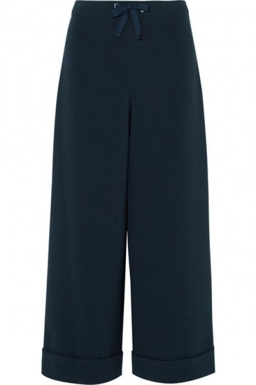 A.P.C - Pantalon large en crêpe Palmer