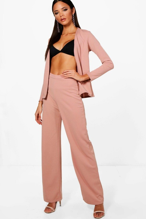 Boohoo - Pantalon large