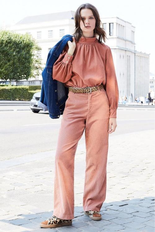 Balzac - Pantalon en velours côtelé