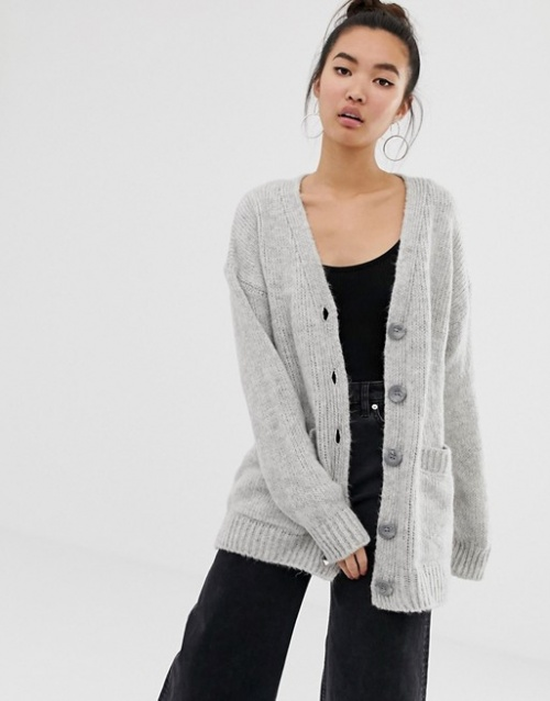 New Look - Cardigan boyfriend