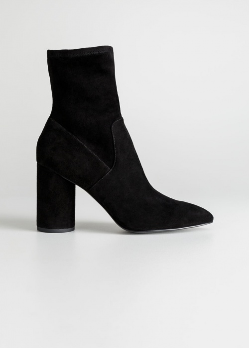 & Other Stories - Bottines chaussettes