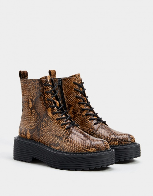 Bershka - Bottines