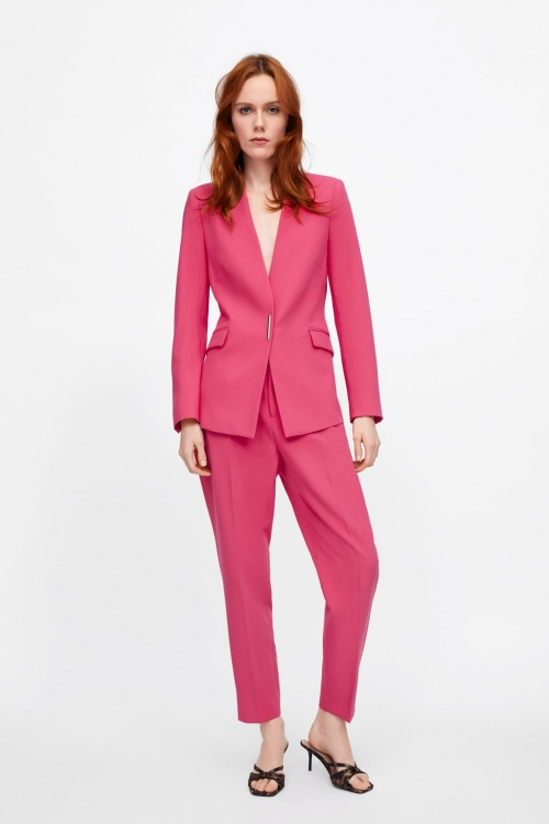 Zara - Blazer à poches