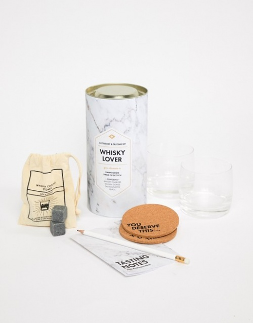 Men's Society - Whisky Lovers - Coffret cadeau