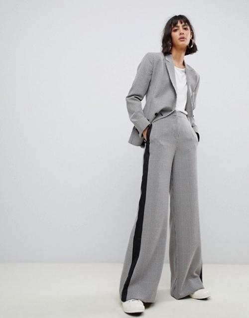 ASOS DESIGN - Pantalon large