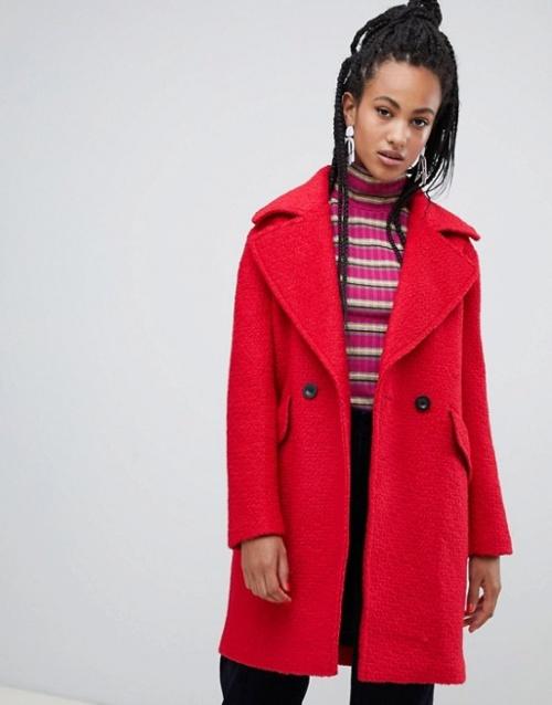 Esprit - Manteau texturé