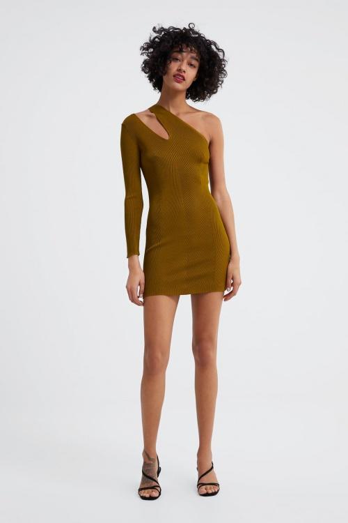 Zara - Robe ajourée