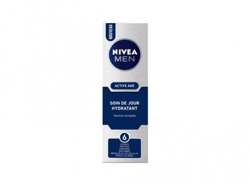 Nivea Men - Soin de Jour Hydratant Active Age