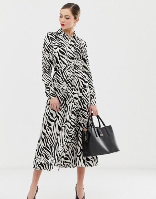 Karen Millen- Robe chemise