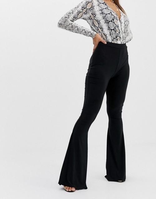 Fashionkilla Petite - Pantalon évasé