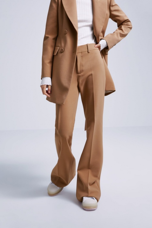 Zara - Pantalon flaré