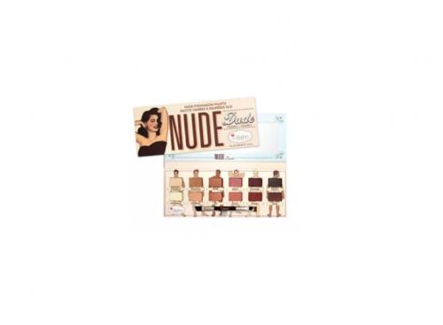 theBalm - Nude Dude Palette Ombres à Paupières Nue