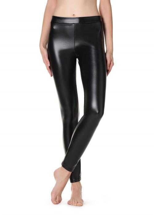 Calzedonia - Leggings en simili cuir