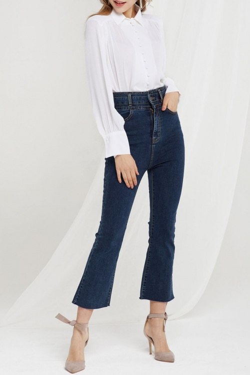 Storets - Jeans taille haute