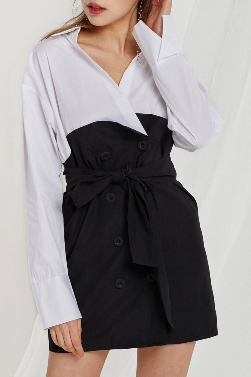 Storets - Robe chemise