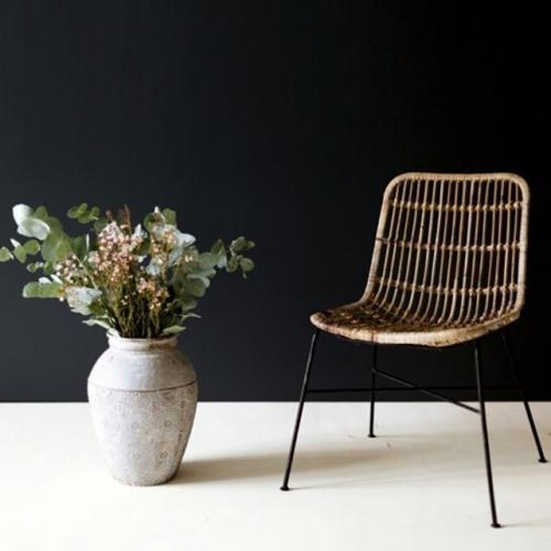 Casatera - Chaise en rotin