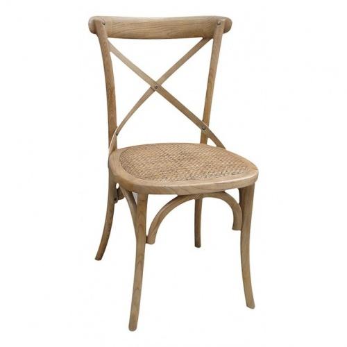 Inwood - Lot de chaise en rotin