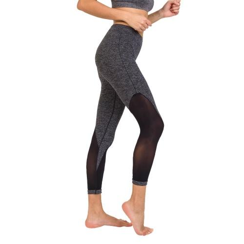 Skin'Up- Legging fitness 7/8 transparent Movimiento