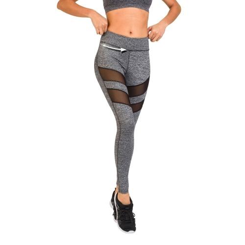 Skin'Up- Legging slim ajouré Movimiento