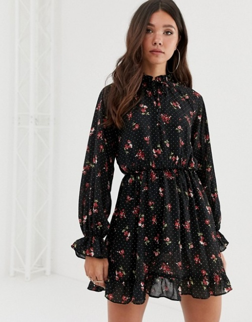 Missguided - Robe fleurie
