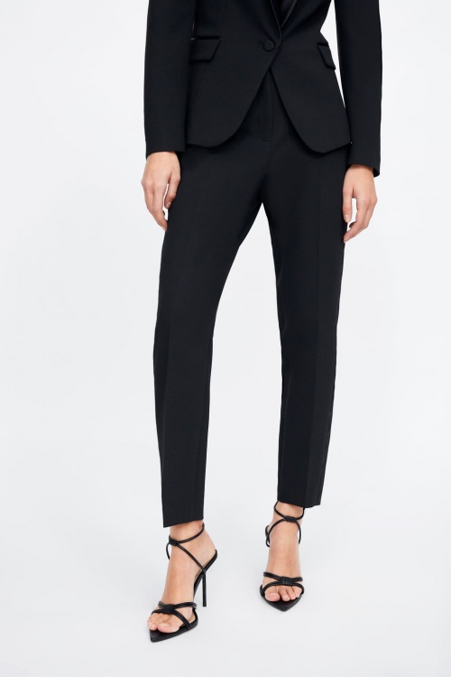 Zara - Pantalon de smocking