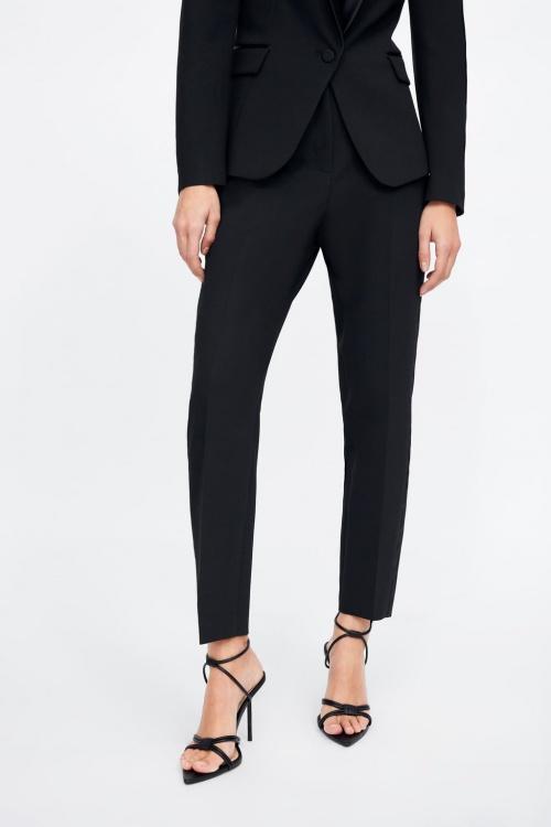 Zara - Pantalon de smocking