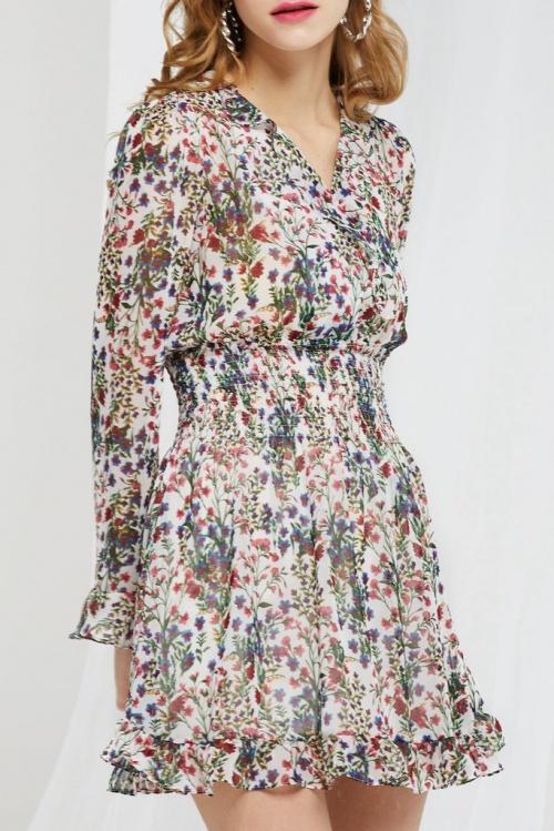 Storets - Robe fleurie