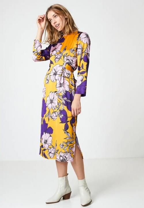 Hallhuber - Robe longue