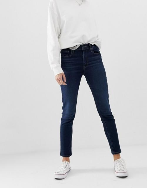 Levi's - 721 - Jean skinny taille haute