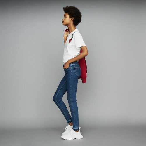 Maje - JAWBLEU - Jean skinny