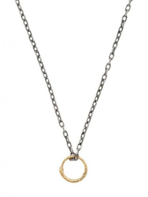 Gucci- Collier pendentif serpent