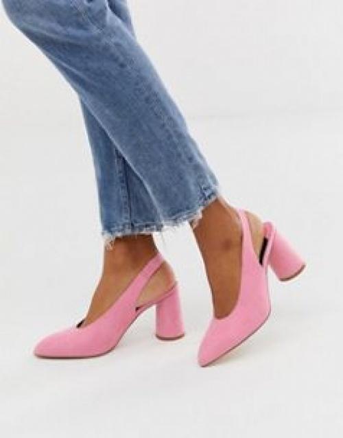 Faith - Chaussures à talon et bride arrière