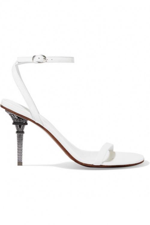 Vetements - Sandales en cuir