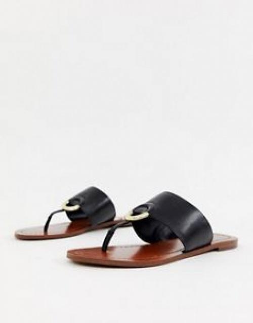 ALDO - Ocericia - Sandales avec anneau en cuir
