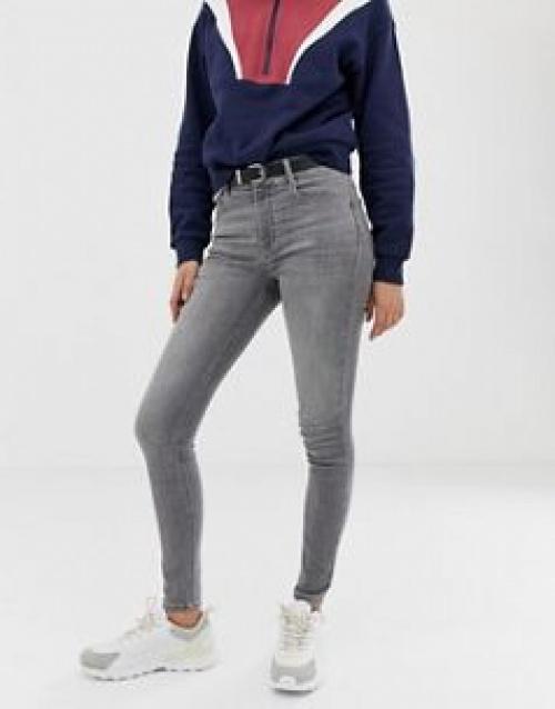Pull&Bear - Jean skinny taille mi-haute