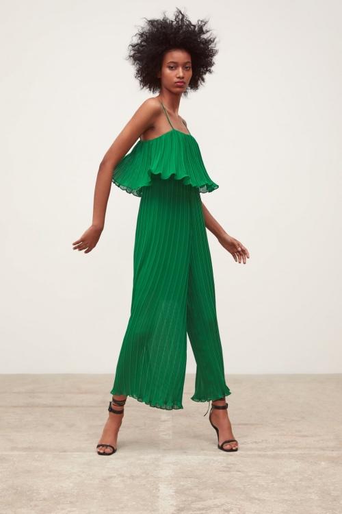 Zara - Combinaison plissée