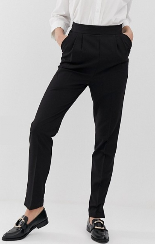 Asos Design - Pantalon taille haute