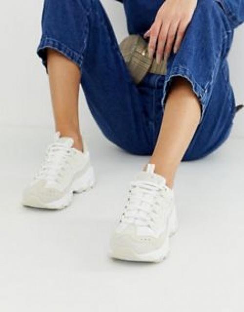 Skechers - D'Lite - Baskets épaisses