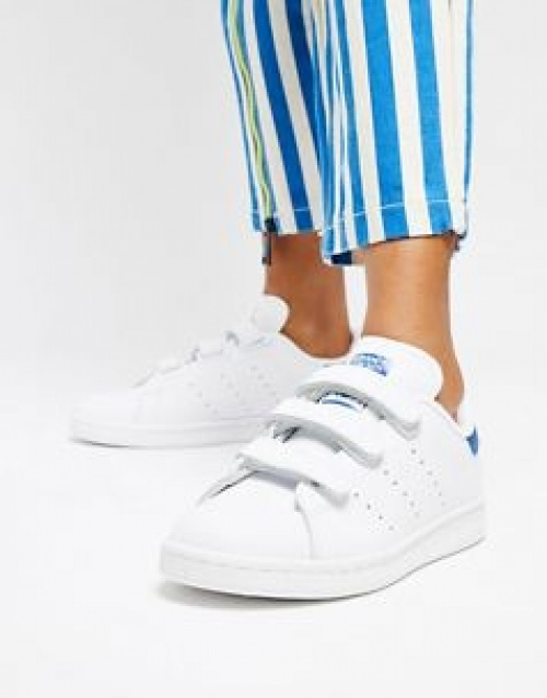 adidas Originals - Stan Smith - Baskets à bandes velcro