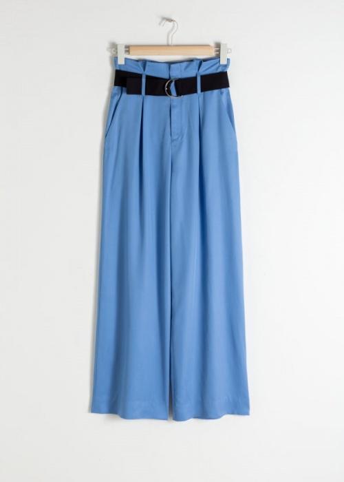 & Other Stories - Pantalon à ceinture